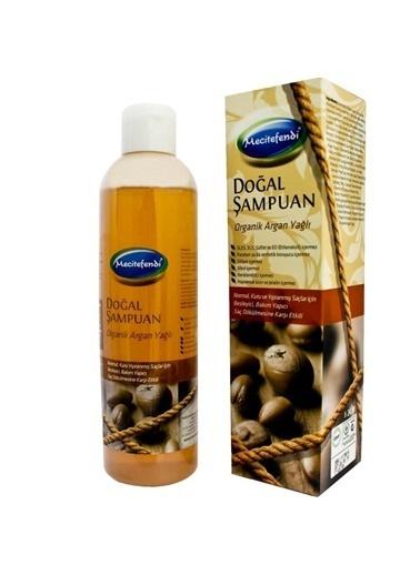 Mecitefendi Mecitefendi Doğal Şampuan Organik Argan Yağlı 250 Ml Renksiz